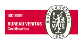 Certificado ISO 9001 - Bureau VeritasCertification